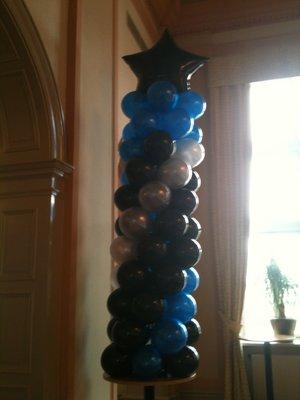 Ballongdekor 001