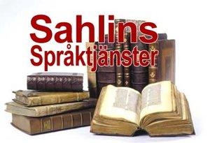 Sahlins Språktjänst