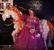 Ballongprinsessan